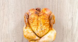 Le poulet roumain