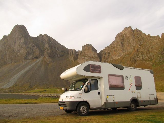 Motorhome: no worries whether you are buying or selling.